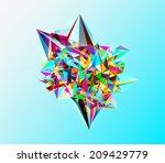 modern design.abstract... | Shutterstock .eps vector #209429779