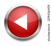 media player button | Shutterstock . vector #209436409