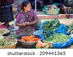 solola  guatemala  may 10  an... | Shutterstock . vector #209441365