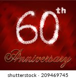 60,60th,anniversary,art,background,birthday,bright,card,celebration,cheerful,congratulation,day,dimonds,event,give