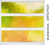 colorful abstract background... | Shutterstock . vector #209527024