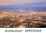 Bird Eyes View Of Saporo City ...