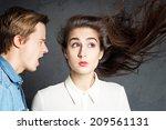 crisis | Shutterstock . vector #209561131