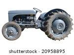 Vintage Ferguson Tractor...