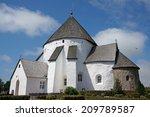 Osterlars Church  Bornholm ...