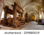 abbey eberbach   april 2013  ... | Shutterstock . vector #209880019