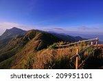 Doi Pha Tung Chiangrai Province ...