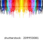 Color And Texture Background...