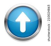 arrow sign icon | Shutterstock . vector #210024865