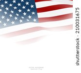 American Flag For Decorative...