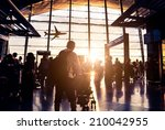 passenger in the malaysia... | Shutterstock . vector #210042955
