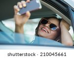 holidays and tourism concept  ... | Shutterstock . vector #210045661