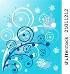 christmas background | Shutterstock .eps vector #21011212