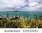 Rangitoto Island  Waitemata...