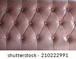 leather design of furniture... | Shutterstock . vector #210222991