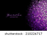 Vector Background With Purple...