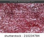 grunge vector background | Shutterstock .eps vector #210234784