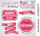Happy Birthday Greeting Card...
