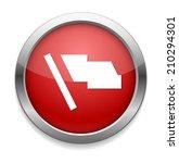 flag icon | Shutterstock .eps vector #210294301
