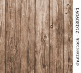 realistic natural plank wood... | Shutterstock .eps vector #210309091