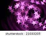 bokeh stars | Shutterstock . vector #21033205