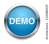 demo icon | Shutterstock .eps vector #210388429