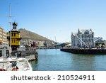 cape town  south africa   feb... | Shutterstock . vector #210524911