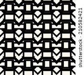 seamless pattern  stylish... | Shutterstock .eps vector #210582421
