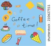 menu icons   Shutterstock .eps vector #210627511