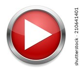 media player button | Shutterstock .eps vector #210641401