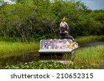 everglades  united states  ...   Shutterstock . vector #210652315