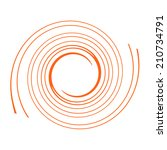 twirl | Shutterstock . vector #210734791