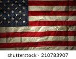 closeup of textured american... | Shutterstock . vector #210783907