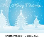 christmas background of stars... | Shutterstock .eps vector #21082561