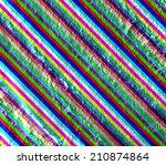 abstract pattern wall texture... | Shutterstock . vector #210874864