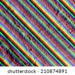abstract pattern wall texture... | Shutterstock . vector #210874891