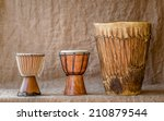 Hamdmade Percussion Instruments