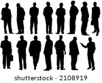 businessmen | Shutterstock .eps vector #2108919