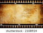 grunge film   Shutterstock . vector #2108924