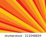 sunshine | Shutterstock .eps vector #211048834