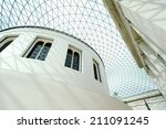 great court of the british... | Shutterstock . vector #211091245