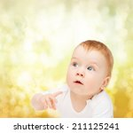 child and toddler concept  ... | Shutterstock . vector #211125241
