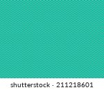 turquoise seamless aztec... | Shutterstock .eps vector #211218601