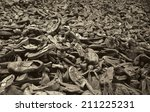 Shoes Of Jews Killed In The...