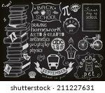 Back To School Chalkboard ...