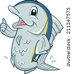Mascot Illustration Featuring ...