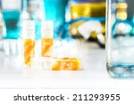 cryosamples for long term... | Shutterstock . vector #211293955