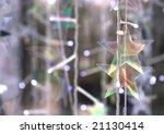 Beautiful Christmas decoration - stock photo