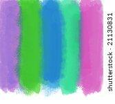 colorful brush strokes | Shutterstock . vector #21130831