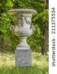 chateau de malmaison in the... | Shutterstock . vector #211375534